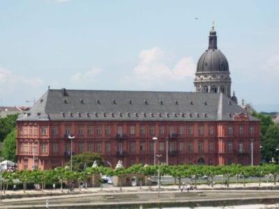 Palacio Electoral Maguncia Alemania