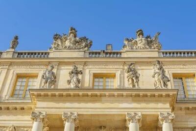 Palacio París Versalles Francia