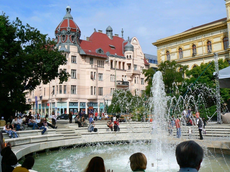 Palacio Ungár-Mayer Szeged Hungría