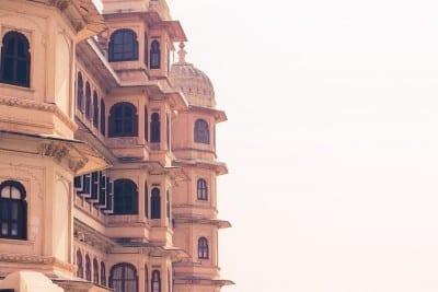 Palacio Ventanas Udaipur India