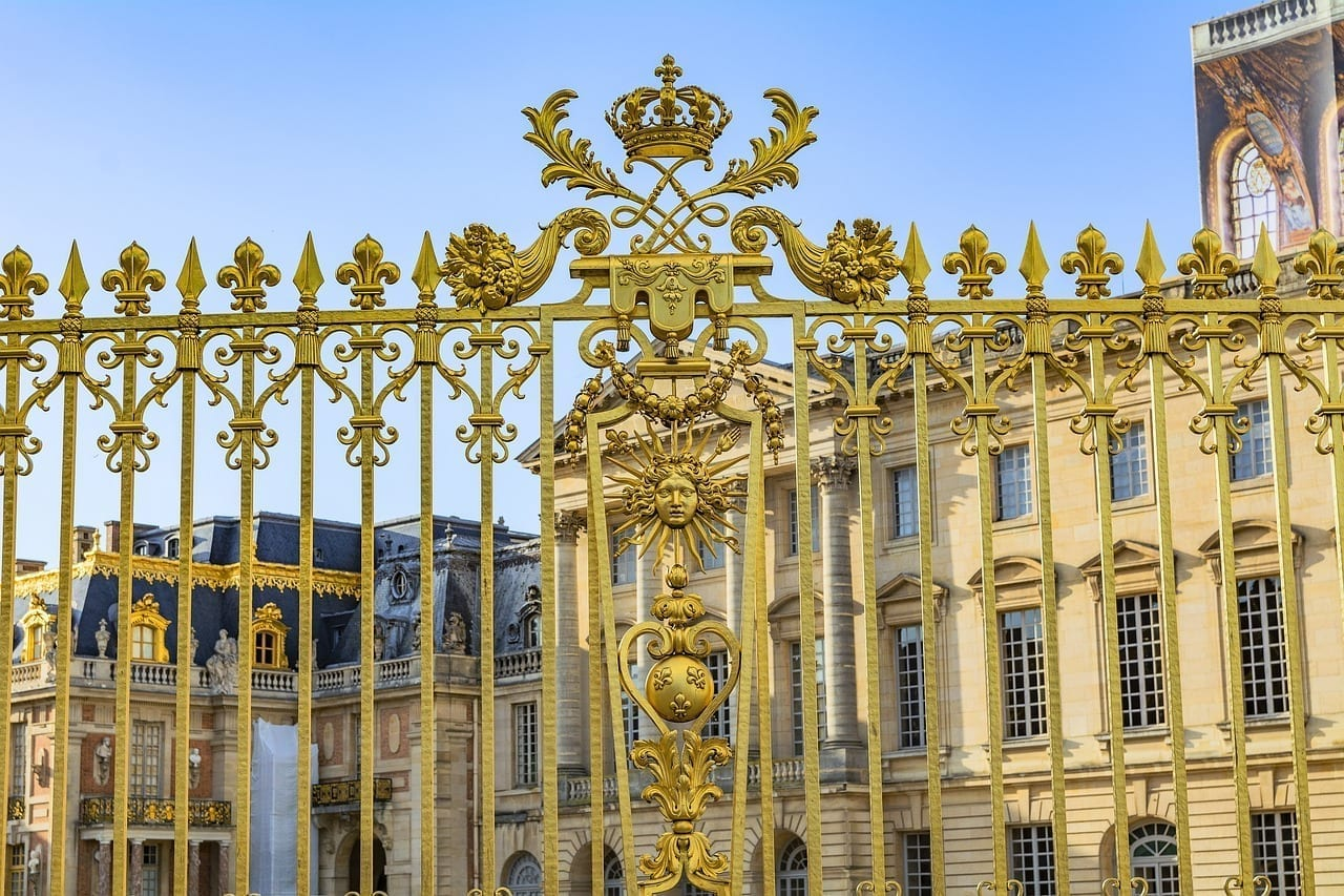 París Versalles Arquitectura Francia