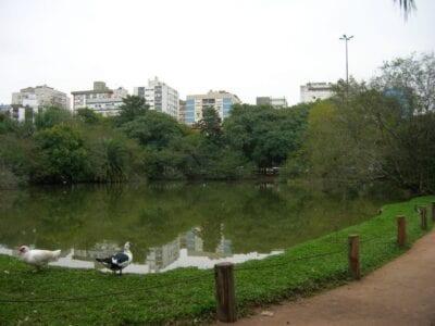 Park Wind Mills. Porto Alegre Brasil