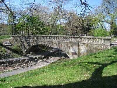 Parque Deering Oaks Portland ME Estados Unidos