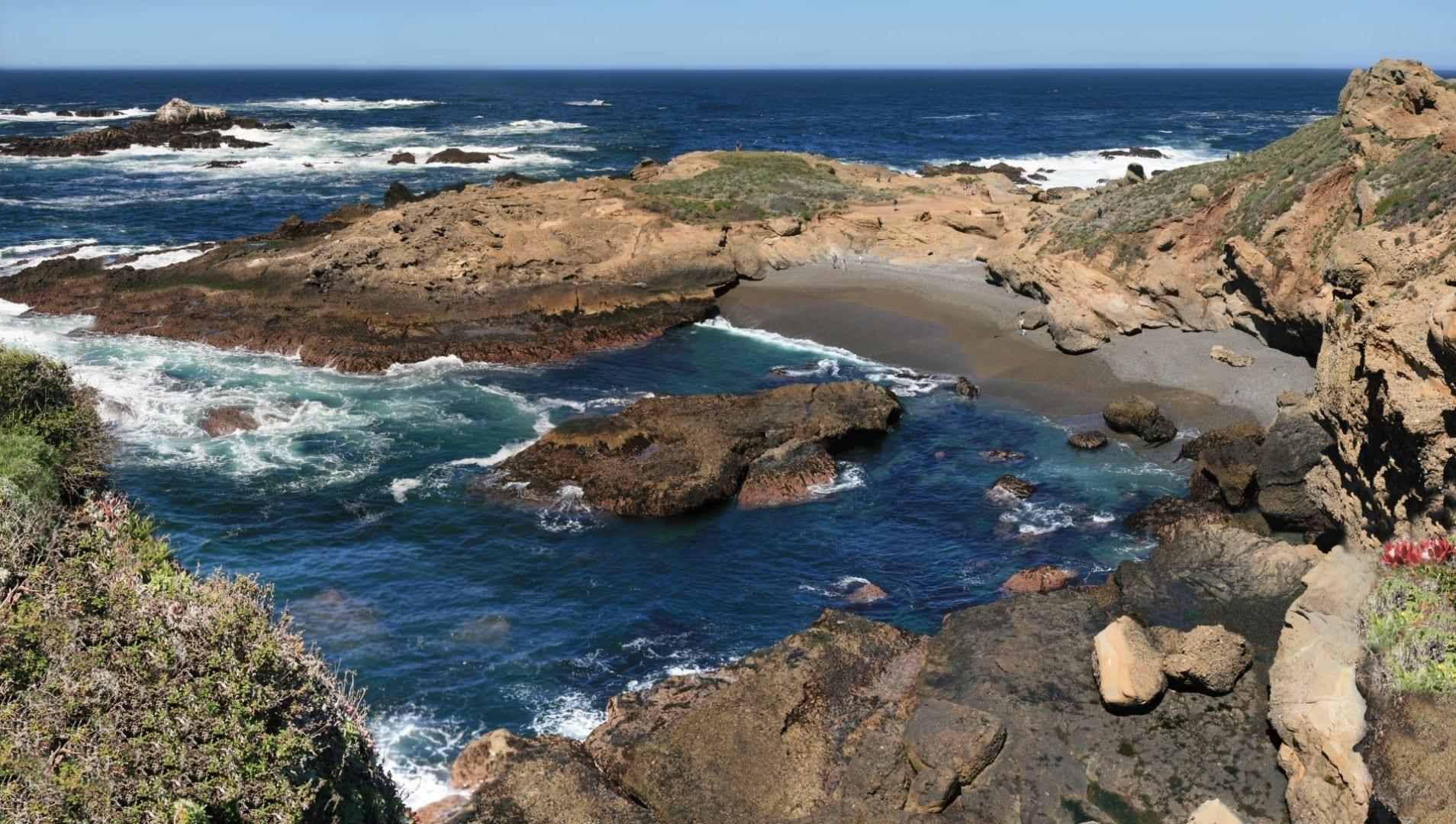 Parque Estatal Point Lobos Carmel-by-the-Sea Estados Unidos
