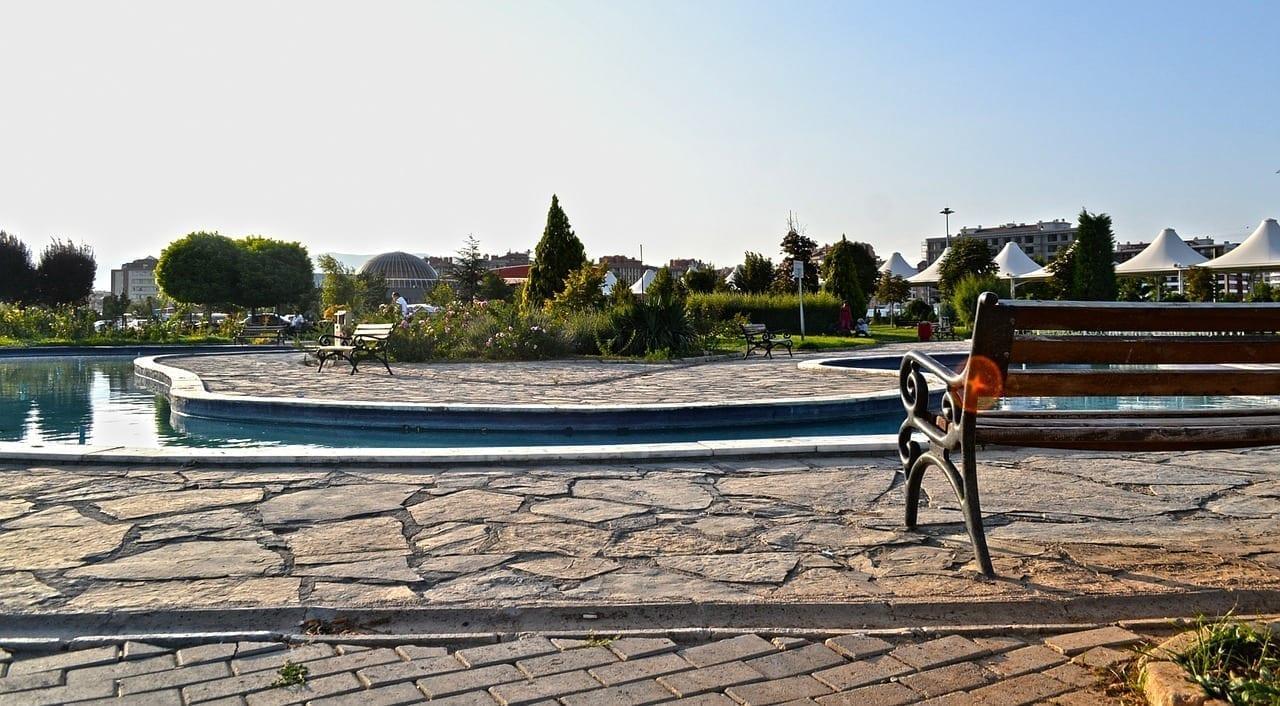 Parque Konya Turquía Turquía