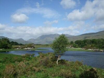 Parque Nacional Killarney Irlandés Irlanda