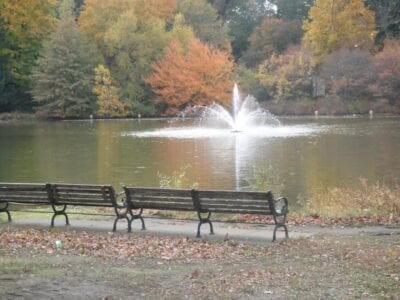 Parque Roger Williams Providence (Rhode Island) Estados Unidos
