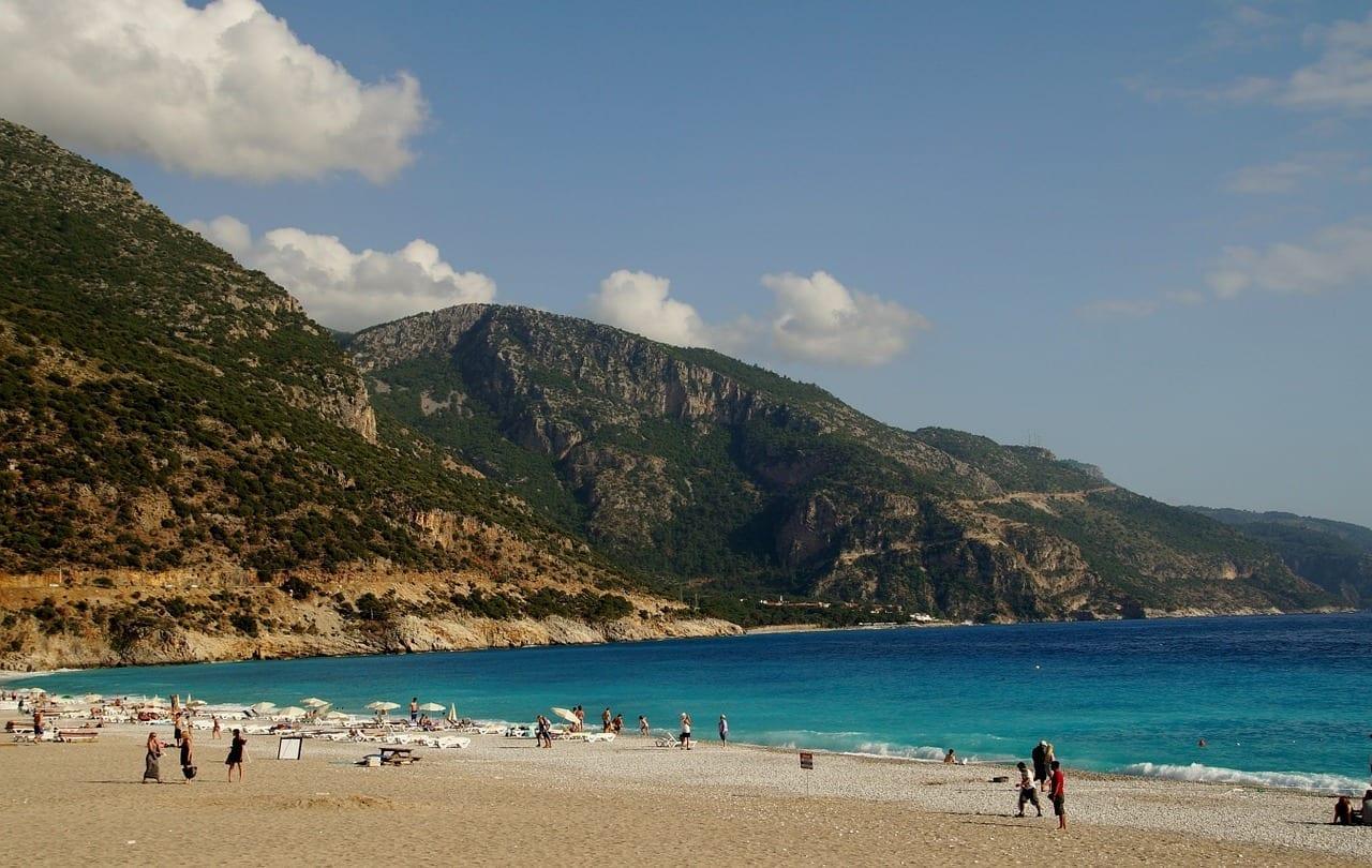 Pavo Marmaris Playa Turquía