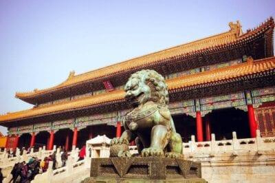 Pekín Prohibido Turismo China