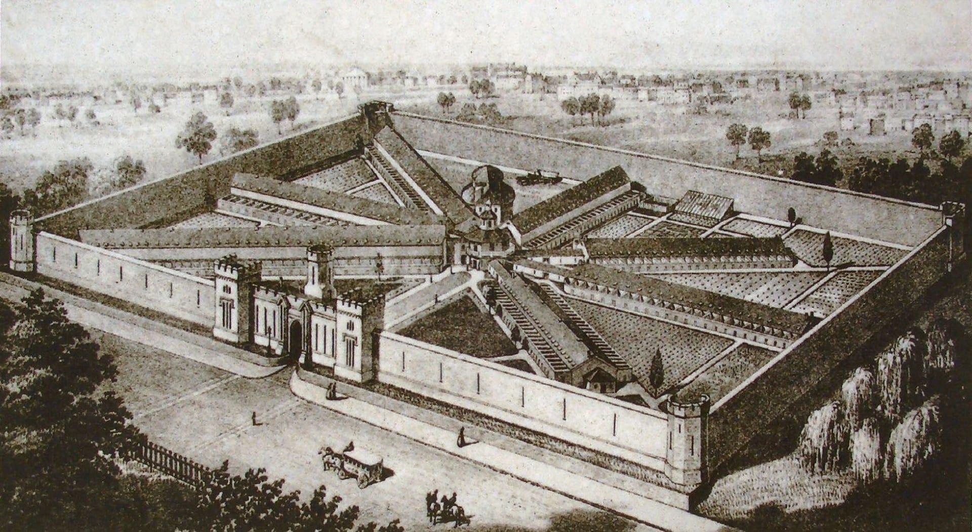 Penitenciaría del Estado Oriental Filadelfia Estados Unidos