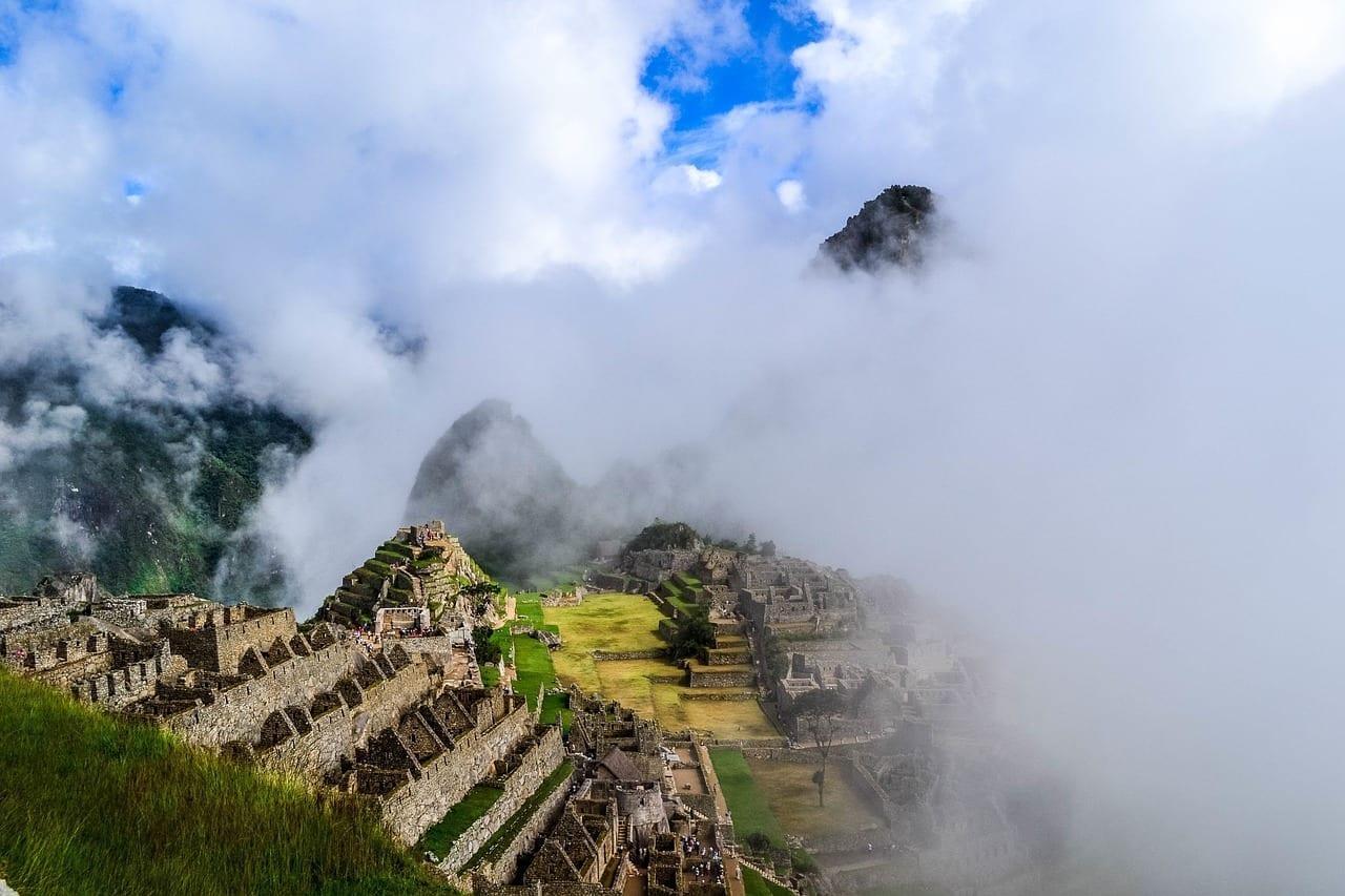 Perú Machu Picchu Inca Perú