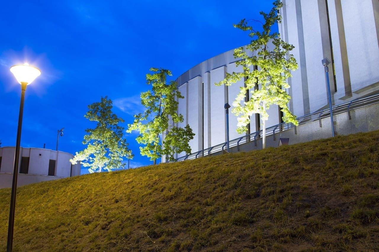 ópera Bydgoszcz Noche Polonia