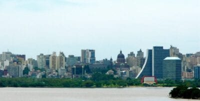 Perfil de Porto Alegre Porto Alegre Brasil
