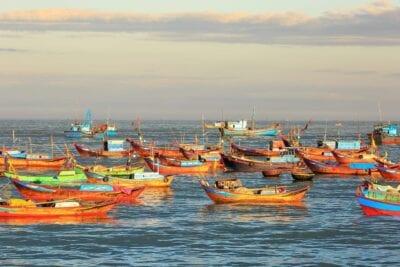 Pescado El Barco Nha Trang Vietnam