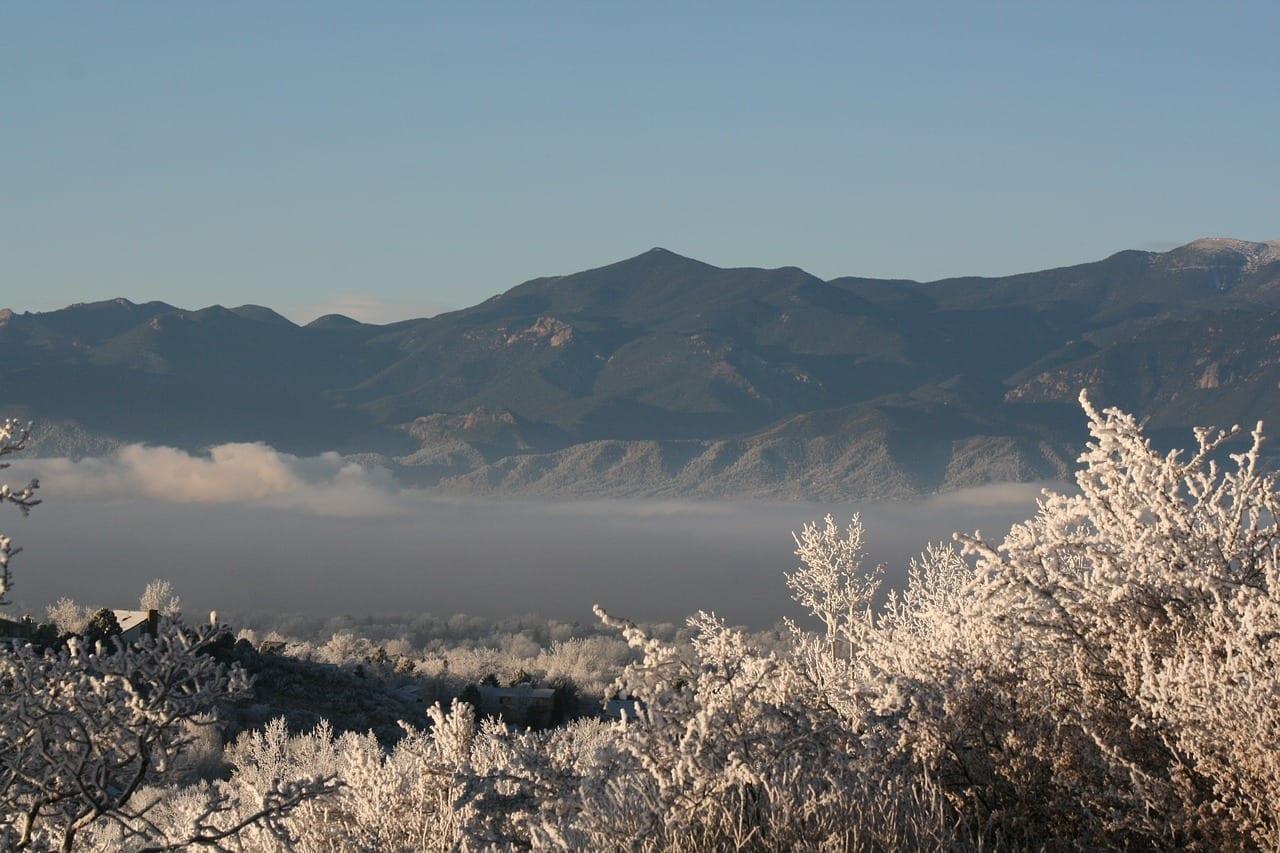 Pico De Pike Colorado Springs Naturaleza Estados Unidos