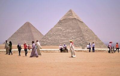 Pirámides Egipto El Cairo Egipto