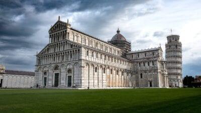 Pisa Torre Arquitectura Italia