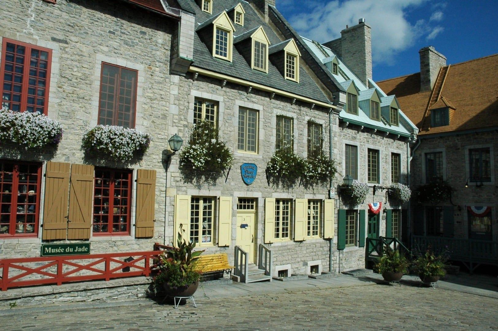 Place-Royale Quebec Canadá