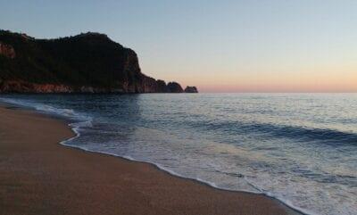Playa Alanya Antalya Turquía