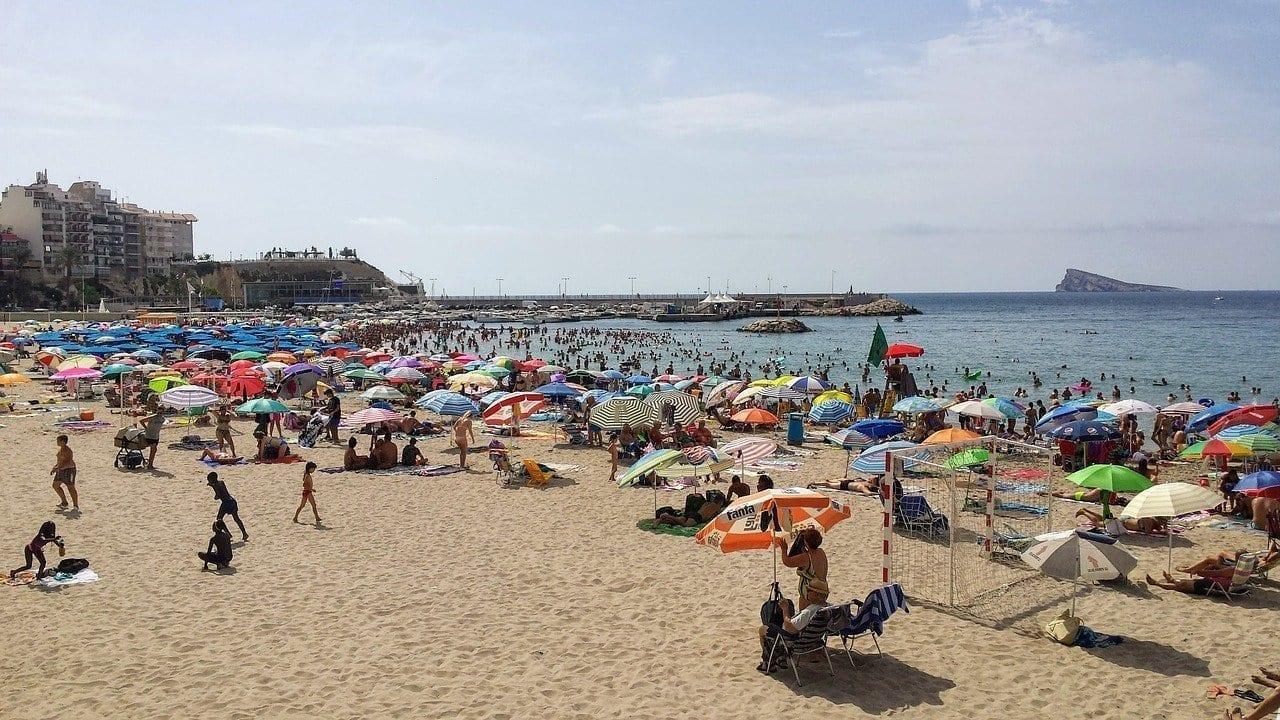 Playa Benidorm España España