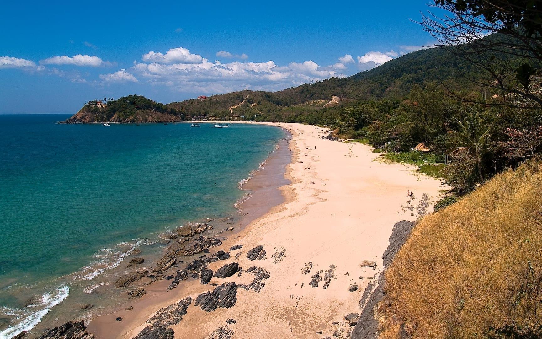 Playa de Ko Lanta Yai Koh Lanta Tailandia