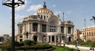Plaza Bellas Artes Mexico City Ciudad de México México