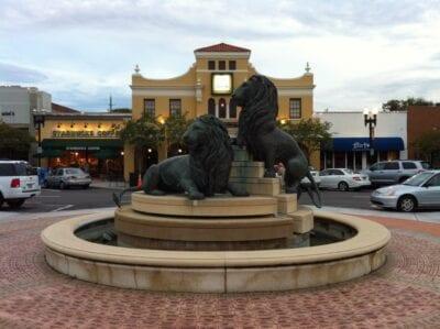 Plaza de San Marcos Jacksonville (Florida) Estados Unidos