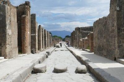 Pompeya Italia Nápoles Italia