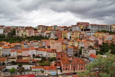 Portugal Coimbra Arquitectura Portugal