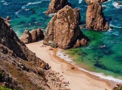 Portugal Sintra Océano Portugal