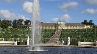 Potsdam Castillo Lugares De Interés Alemania