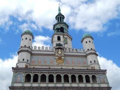 Poznan Ciudad El Casco Antiguo Polonia
