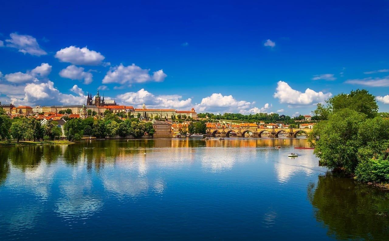 Praga República Checa Ciudad República Checa