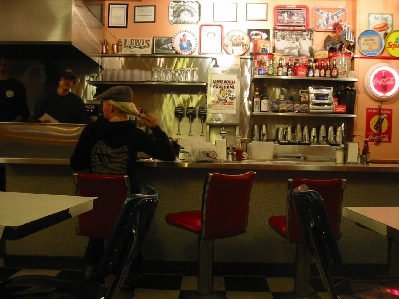 Prince Albert's Diner en Londres, Ontario London, Ontario Canadá