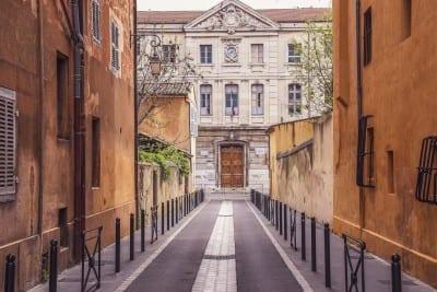 Provenza Francia Aix-en-provence Francia