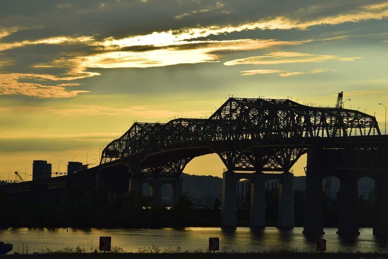 Puente Canadá Montreal Canadá