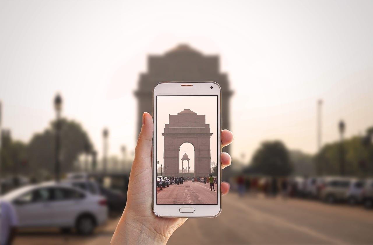 Puerta De La India Delhi India India