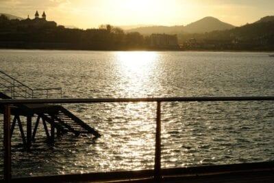 Puerto Paisaje Marítimo San Sebastián España