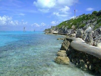 Punta Sur Cozumel Mexico México