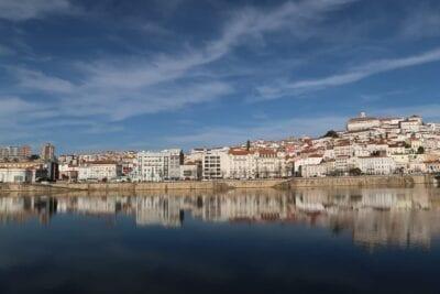 Río Coimbra Portugal Portugal