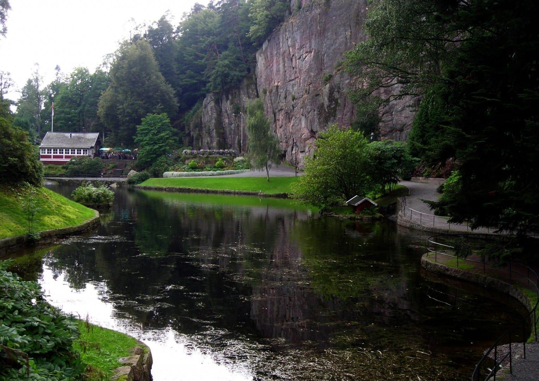 Ravnedalen. Kristiansand Noruega