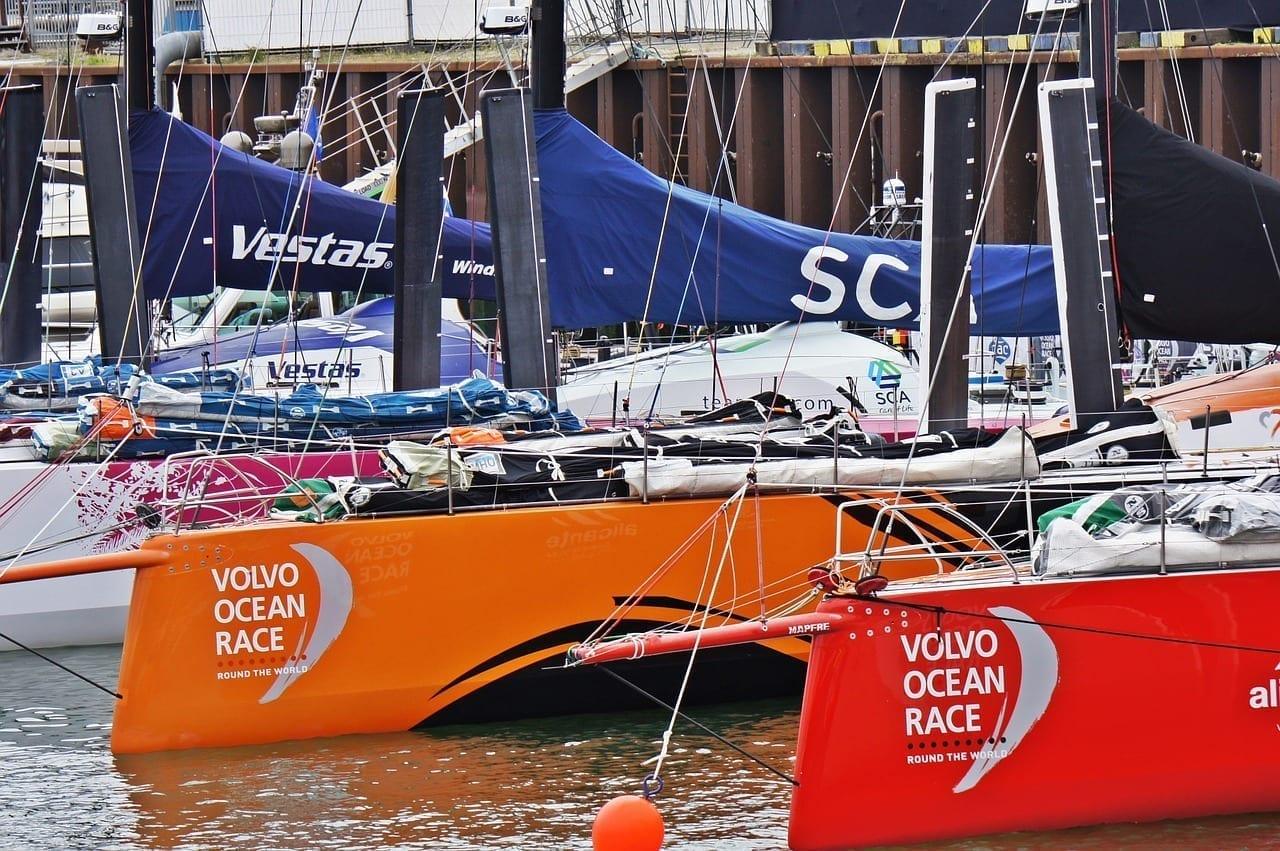 Raza Del Océano De Volvo Scheveningen Regata Países Bajos