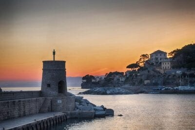 Recco Génova Mar Italia