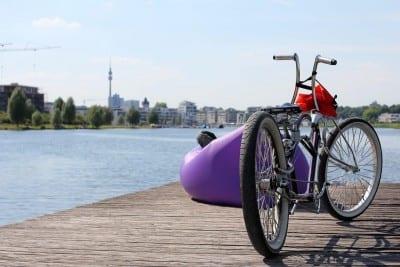 Relajarse Moto Dortmund Alemania