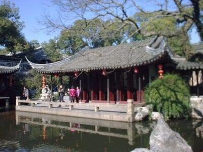 Retiro y Jardín de Reflexión Suzhou China