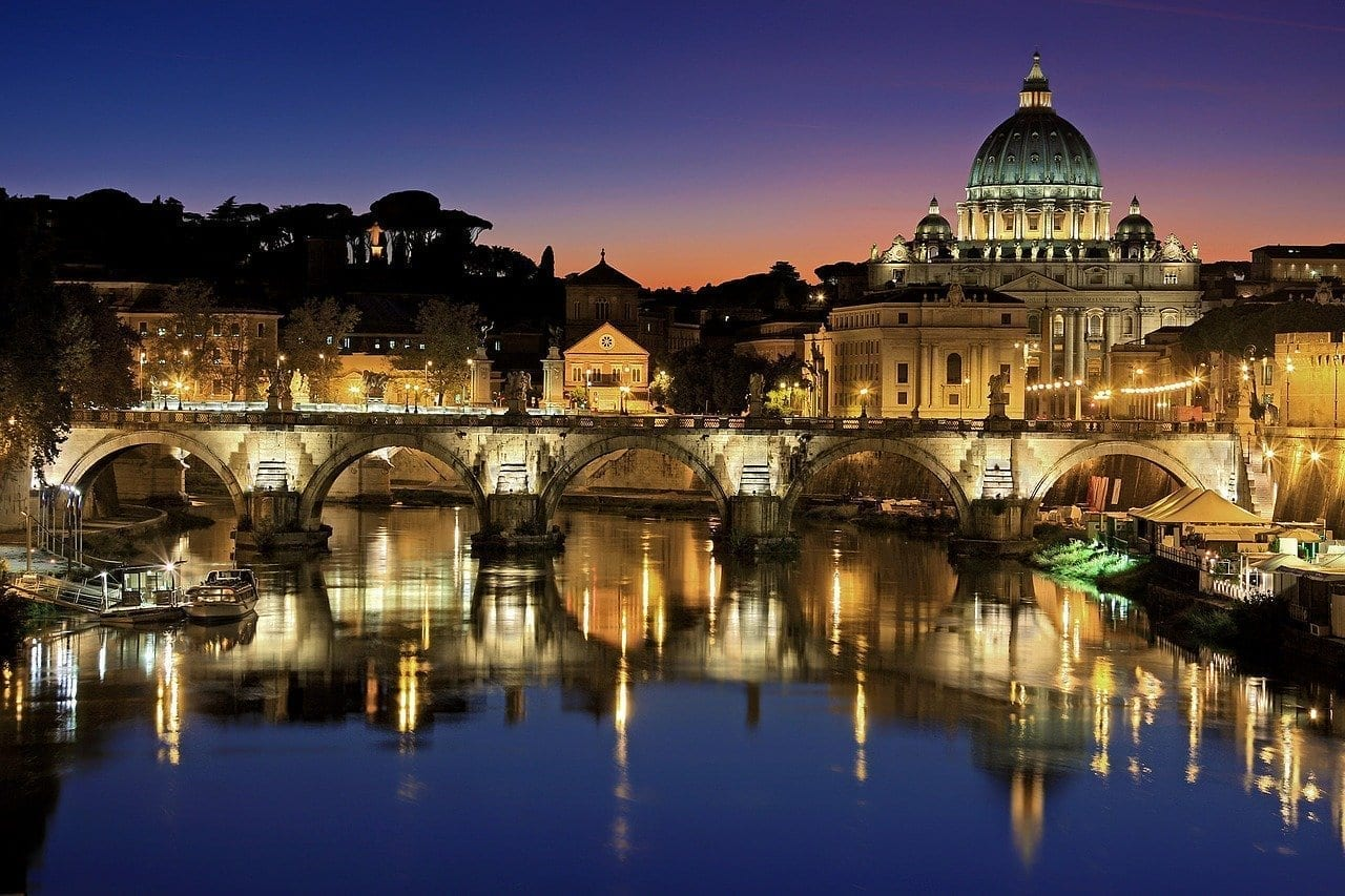 Roma Vatican Ciudad Italia