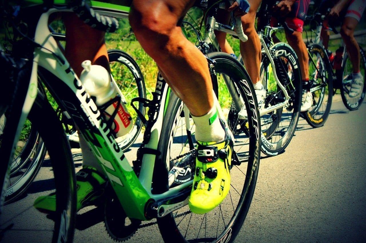 Ronda Ciclismo De Carretera Personas España