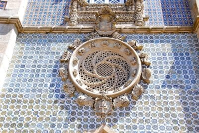 Rosetón Portugal Sintra Portugal