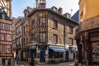 Rouen Ciudad Turismo Francia