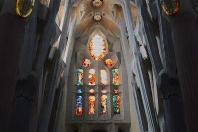 Sagrada Familia Barcelona Gaudi España